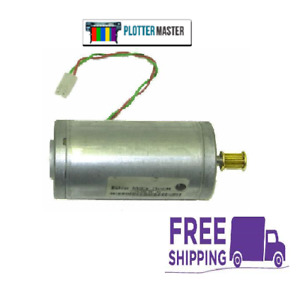 Hp Designjet C7769 60146 Carriage Motor Assembly Axis 500 800 Free Shipping
