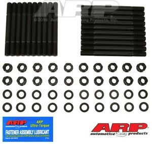 Genuine Arp 254 4112 Ford 351r Block 6049 n351 Heads Head Studs