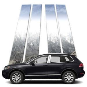 4p Pillar Post Covers Fits 2011 2017 Volkswagen Touareg By Brighter Design