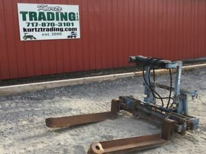 2006 Care Tree Hydraulic Tree Mover For Skid Steer Loaders