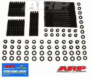 Genuine Arp 134 4304 Sbc brdx rdck Alum Blck brdx Wt Jones Gb2200 Heads