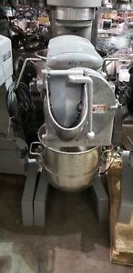 Hobart 30qt Mixer D300 Ph 1 Voltage 115 Hz 60 Hp 3 4 Amp 10 2 1445