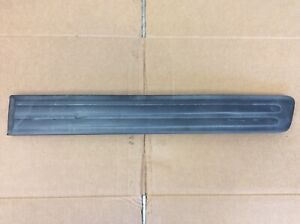 97 98 99 00 01 Crv Left Rear Side Protector Door Panel Molding Used Oem