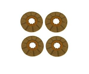 Brake Disc Set Ih Farmall Super C 200 230 240 404 330 340 2404 John Deere Mt