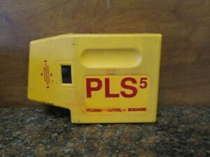 Pacific Laser Systems Pls 5 Laser Level With Case Mount Brackets b 4