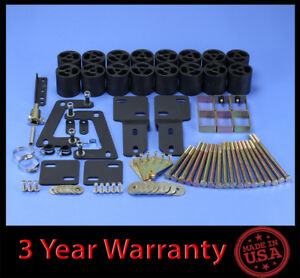 2001 2010 Ford Ranger Mazda B Truck 2wd 4wd 3 Full Body Lift Kit Front Rear