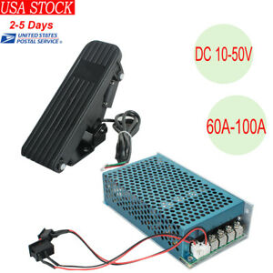 Dc 10 50v 12v 24v 36v 60a 100a Pwm Dc Motor Speed Controller Reversible Switch