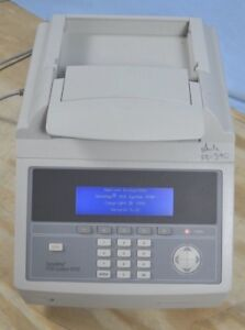 Abi Applied Biosystems Geneamp Pcr System 9700 Thermal Cycler