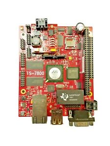 lot Of 4 Tech Systems Ts 7800 Embedded Arm Sbc Single Board Computer