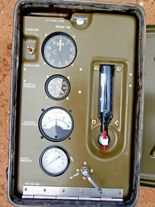 Vintage Jered Fuel Injector Pump Tester 8718994