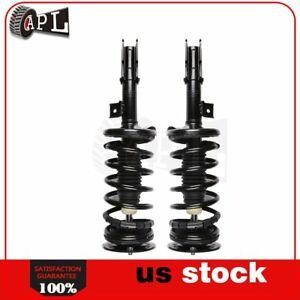 For Saturn Vue 2002 2003 2004 2005 Front 2 Struts Shocks W springs Assembly