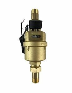 Dae Vm 100p 1 Positive Displacement Water Meter Pulse Output Gallon couplings