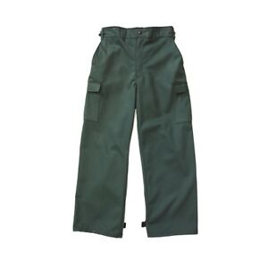 Wildland Nomex Brush Pants Size L 30 34