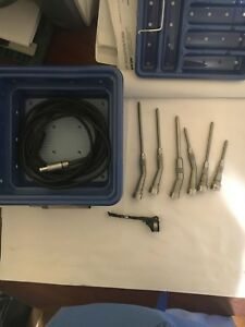 Stryker Core Drill 5400 100 With 6 Attachments