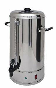 Sybo 15 Liters 100 Cups Coffee Maker Brewer Hot Water Urn Pot Commercial Grade
