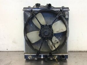 96 97 98 99 00 Honda Civic Radiator With Cooling Fan Used