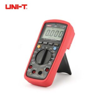 Uni t Ut139c 6000 Counts Digital Multimeter True Rms Ac dc Voltmeter Apm Ln