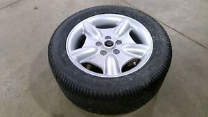 97 99 Jaguar Xj8 17x8 Spare Tire And Wheel 59689