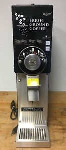Grindmaster 890 Coffee Grinder Gorgeous Condition Very Lightly Used