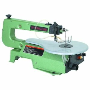 16 In Variable Speed Scroll Saw Central Machinery
