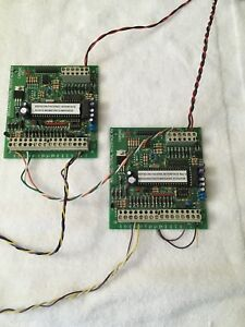 2 Keyscan Cardac Wiegand Serial Receiver Interface Board R4