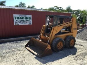 1997 Case 1845c Skid Steer Loader