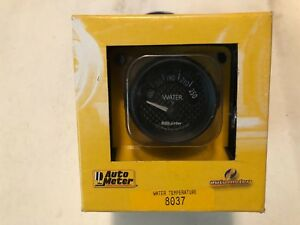 Auto Meter 2 1 16 Gt Series Electric Water Temperature Gauge 100 250 F
