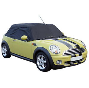 115 Mini Cooper Cabrio Convertible Soft Top Roof Protector Half Cover 2004 On