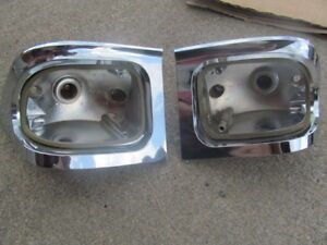 1963 Amc Rambler Station Wagon Nos Tail Light Housings