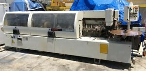 Wow Scmi Olimpic S220 44 Heavy Duty Automatic Edgebander Edge Bander Machine