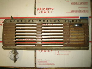 1947 48 49 50 51 52 53 chevrolet Pickup Radio Grill