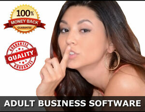 Rare Fully Automated Turnkey Adult Business Website For Sale W Admin Must See