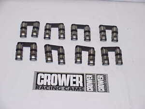 16 Crower 842 Cutaway Solid Roller Lifters For Sb Chevy Imca Ump Nhra R12