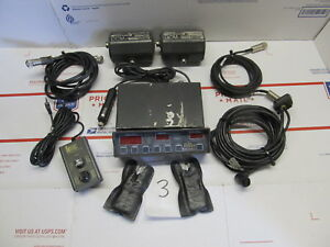 Kustom Signal Golden Eagle Ii Radar Ka Band Dual Antenna Speed Detection Unit 3