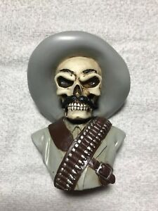 Custom Made Resin Mexican Pancho Lowrider Gear Shift Knob Standard Fit Gray