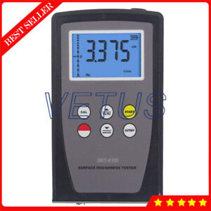 Ra Rz Parameters Measure Srt 6100 Surface Roughness Tester Profilometer Gauge