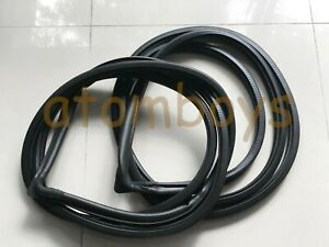Ford Courier Pickup 2 Door Seal Rubber Weatherstrip 2nd Generation 77 80 85