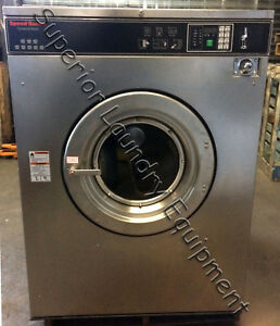 Speed Queen Washer extractor Sc80bc2 80lb Coin Reconditioned