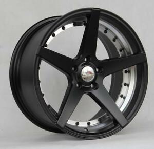 18 Wheels For Lexus Is200 Is300 2016 18 Staggered 5x114 3