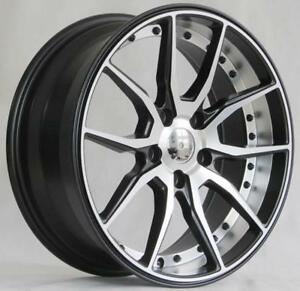 17 Wheels For Honda Civic Dx Gx Ex Lx Hybrid Coupe Sedan 2006 2018 5x114 3