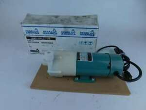 Iwaki Magnetic Drive Pump Wmd 30rlzt 115 New Surplus