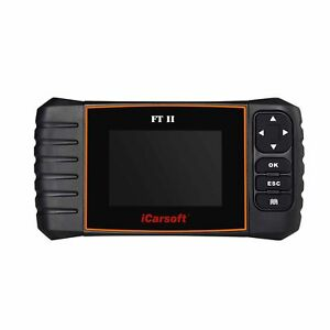 Diagnostic Icarsoft Ftii Obd2 Scan Tool For Fiat And Alfa Romeo Code Reader