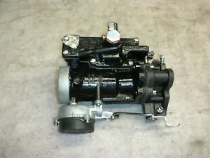 Corvair Late 65 Turbo Carb 180 Hp New Shaft Fully Rebuilt Fresh Black Paint