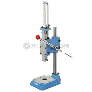 Manual Bench Hand Punch Press Machine Desktop Workshop Garage Fervi P028 14