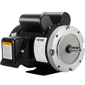 2hp Electric Motor 5 8 Shaft General Purpose 1 Phase 115 230v 56c 1800rpm