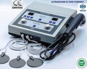 Ultrasound Therapy Electrotherapy Physical Pain Relief Therapy Combination
