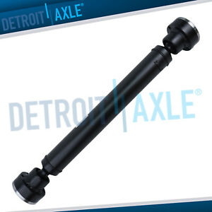 Complete Front Driveshaft For 11 17 Dodge Durango Jeep Grand Cherokee 5 7l 3 7l