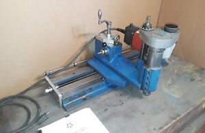 Climax Pm820 Portable Milling Machine 20 Travel