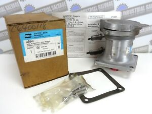 Crouse hinds Arktite Series 60 Amp Ar642 M3 3 Wire 4 Pole new In Box