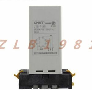 One New Chnt Water Level Controller Jyb 714b 220v